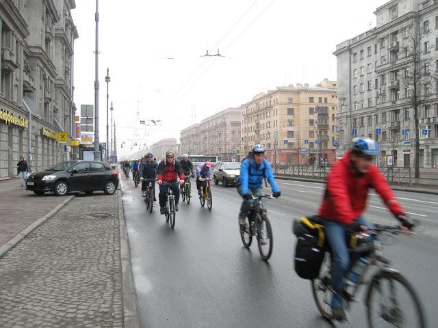 Открытие летнего велосезона 2013