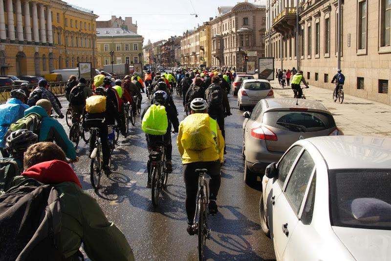 19 апреля Велопитер откроет летний велосезон 2014
